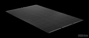 Monokristalline Laminat Solarmodule