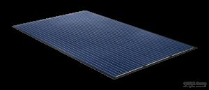 Polykristalline Laminat Solarzellen