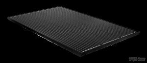 Monocrystalline laminate Solar cells