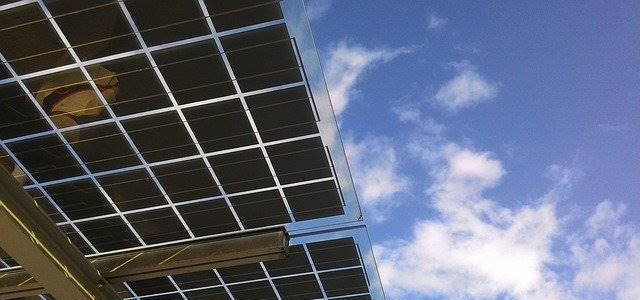 Transparente Solarmodule
